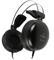Audio- Technica-Headphone