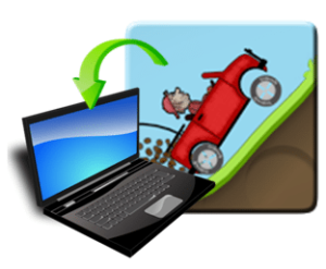 Hill Climb Racing in PC