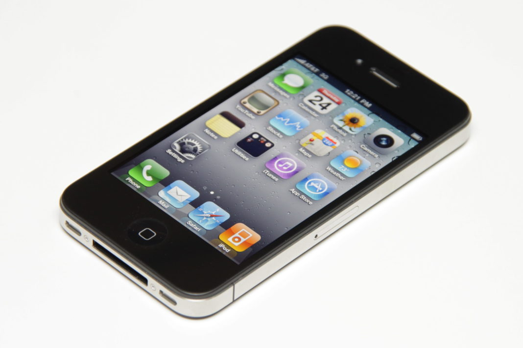 iPhone 4 is declared as one of the top-selling smartphones around the