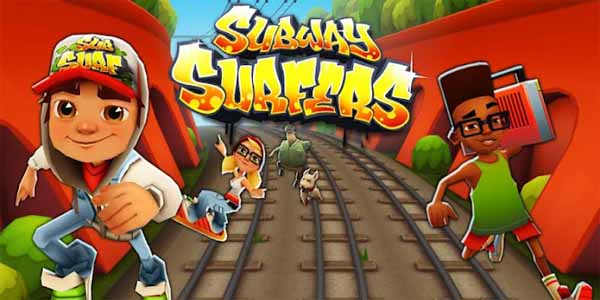 Subway Surfer for PC – Computer (Windows XP,Vista,7,8) & Mac Free