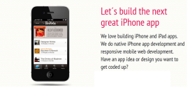 Knowing How to Build an iPhone App gives the phones latest impressive look and attracts customers