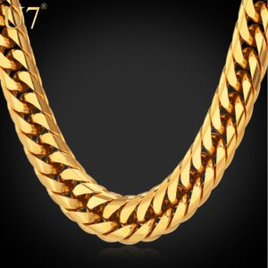 chunky chain necklace cheap