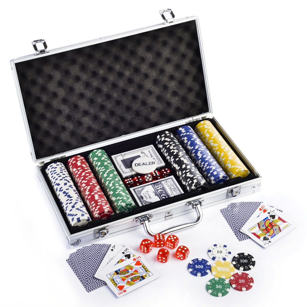 casinoite-300-pcs-diced-poker-chip-brick-set-with-denomination-toy
