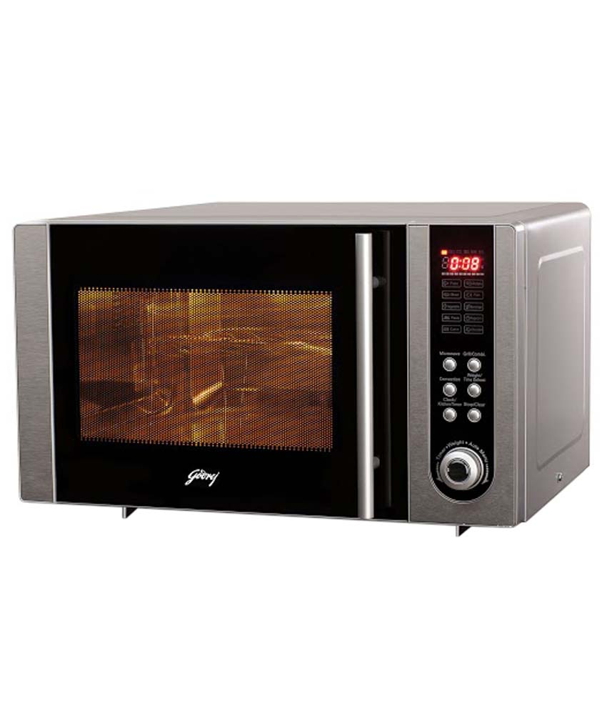 Godrej 23 Ltr GMX 23CA1 MKM Convection Microwave Oven - Silver
