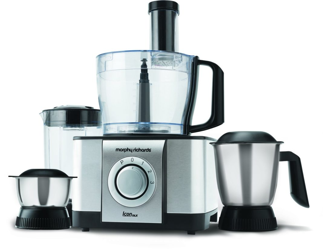 Morphy Richards Icon DLX 1000