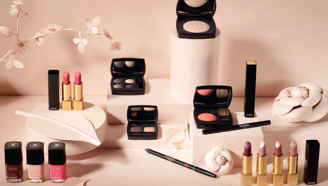 chane-lmakeup-products