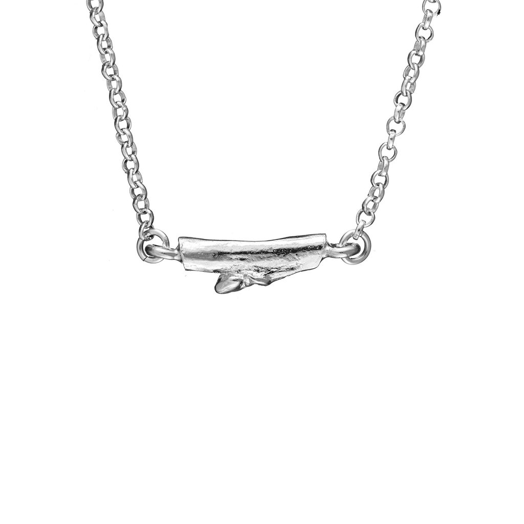 Chupi-Silver-Necklace-Be-Mighty-Twig