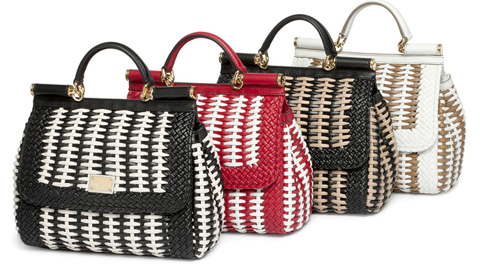 Dolce and Gabbana bags