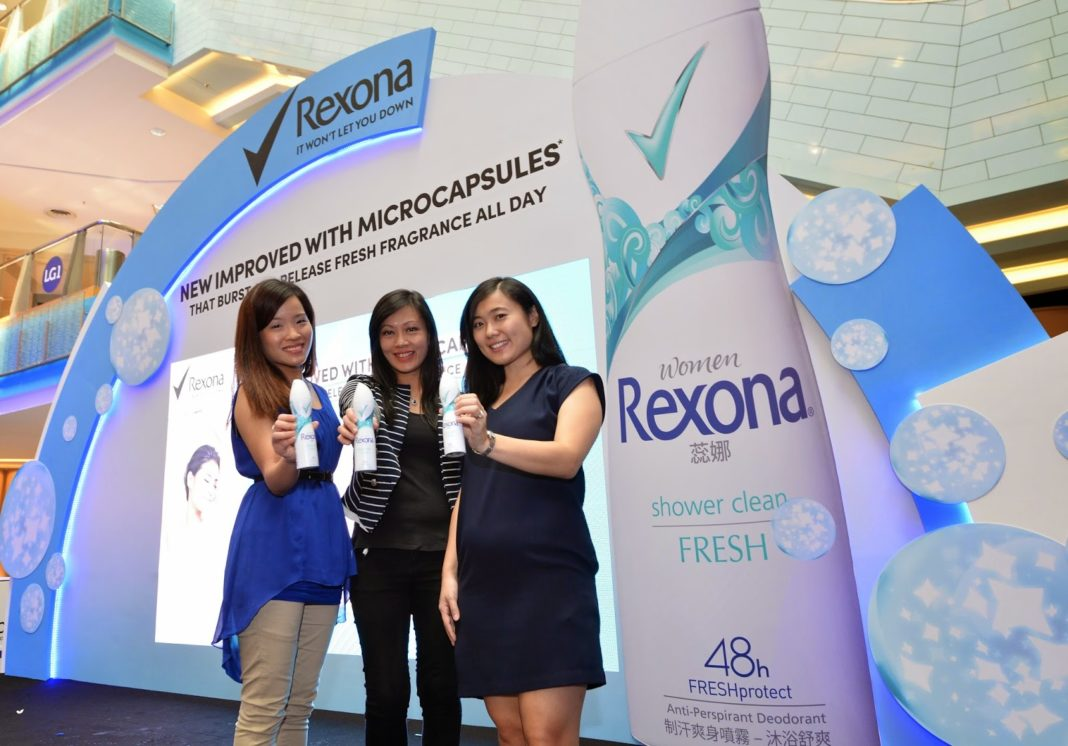 Rexona Fresh Deodorant Spray