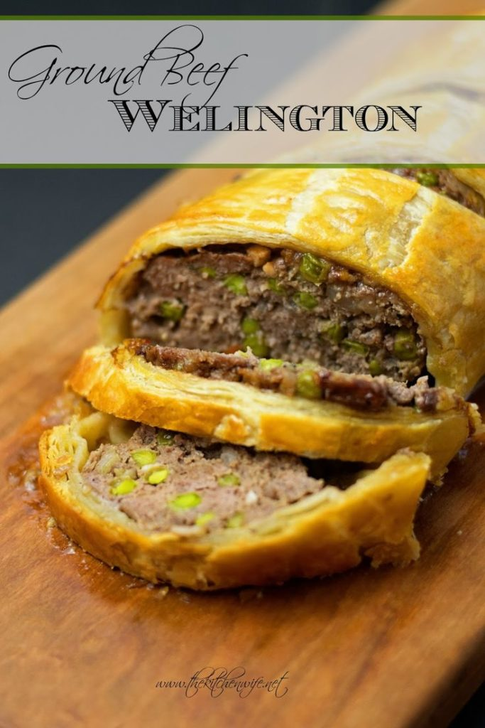 wellington-filet mignon en mono-hojaldres