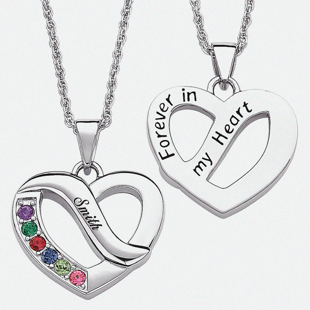 best heart necklace for girlfriend