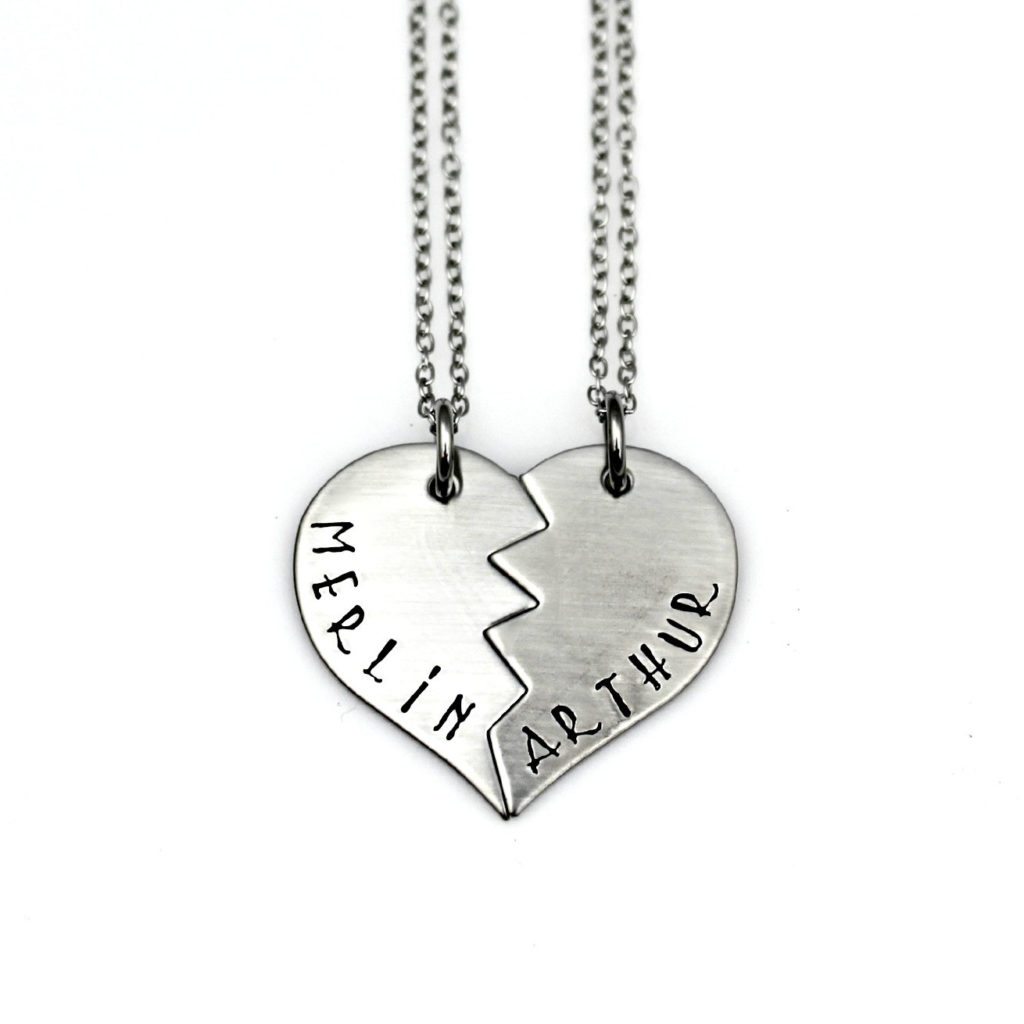 best heart necklace