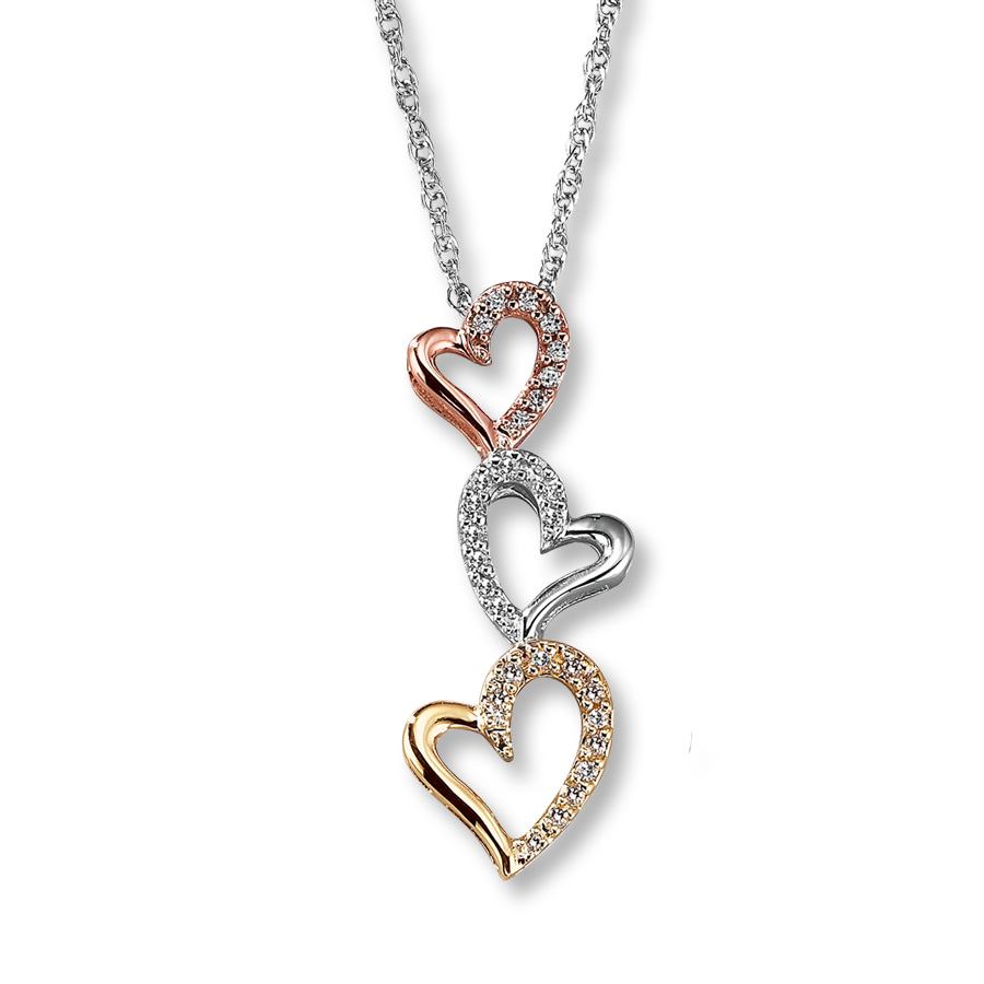 diamond-necklace-for-girlfriend-photo-heart-necklace-for-girlfriend