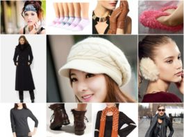 women winter accecories
