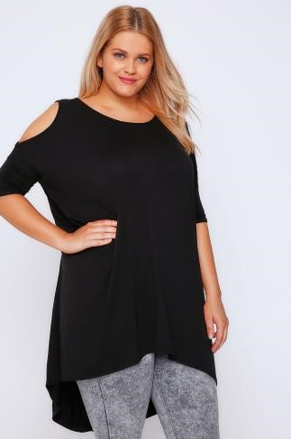 Beautifully Sexy Tunic Tops To Team Up with Leggings for Women