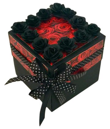 3 Layered Romantic Explosion Box