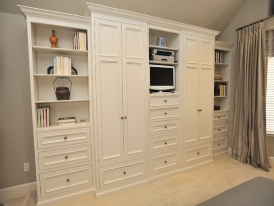 wall storage cabinets bedroom