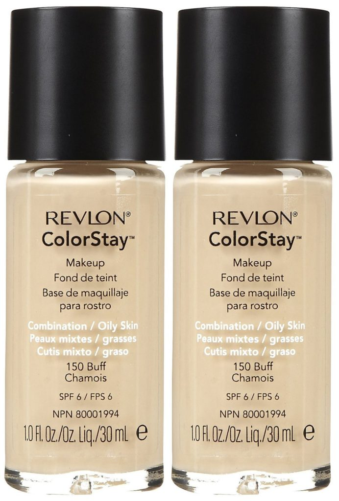 Revlon ColorStay maquillage avec Softflex