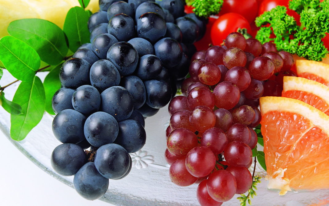 Grapes-Fruit