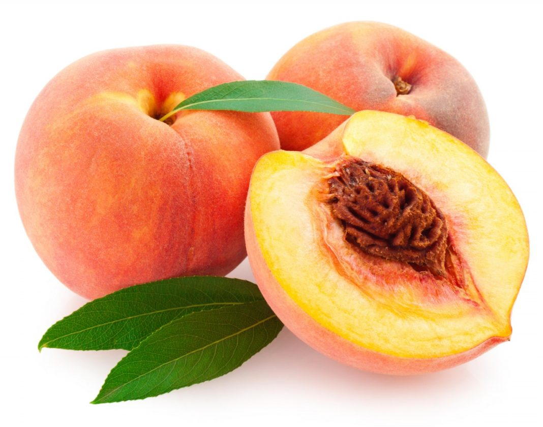 Peach-fruits